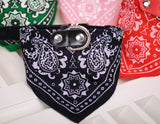Adjustable Nylon Dog Scarf Collars