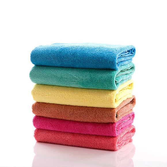Absorbent Soft Dog Bath Towel