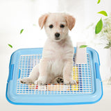 Puppy Dog Indoor Mesh Potty Training Tray
