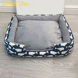 Soft Dog Bed Canvas