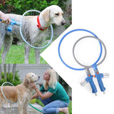 360 Degree Multi-directional Dog Shower Ring