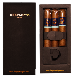 Despacito Short Robusto 3-Pack