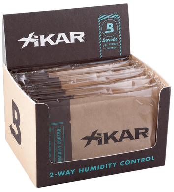 Xikar Boveda 12er Box 69% 60g Befeuchtungs-Packs