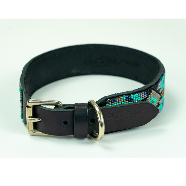 Aspen Sambboho dog collar (made to order)