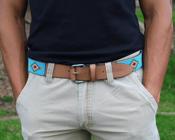 Blue Vogue Sambboho Men's Belts