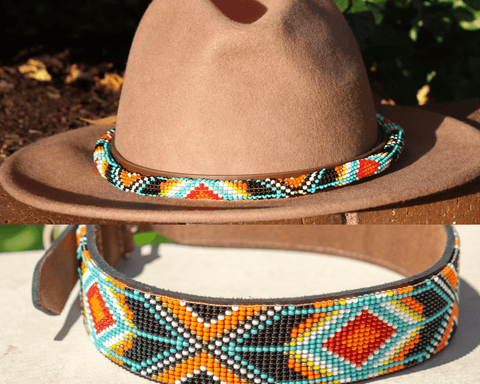 Biarritz dog collar/hatband bundle