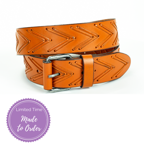 Java Sambboho Men's Belts (Made to order)