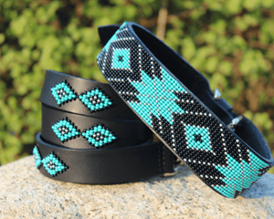 Matching leash/dog collar Saint Barth Sambboho Bundle