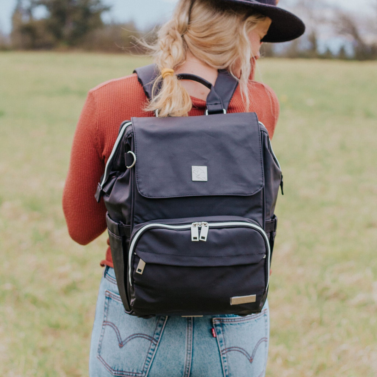 Kennedy Canvas Backpack