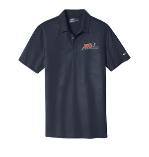Nike Dri-FIT Embossed Tri-Blade Polo