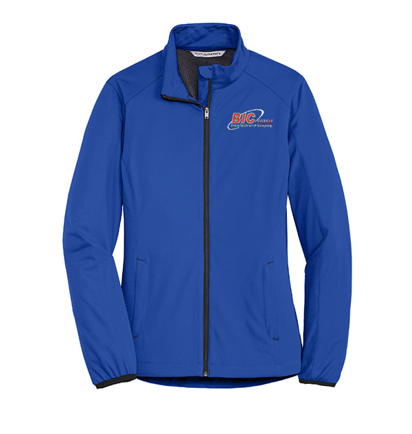 Port Authority® Ladies Active Soft Shell Jacket