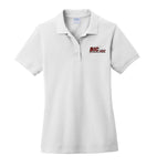 Port & Company® Ladies Ring Spun Pique Polo