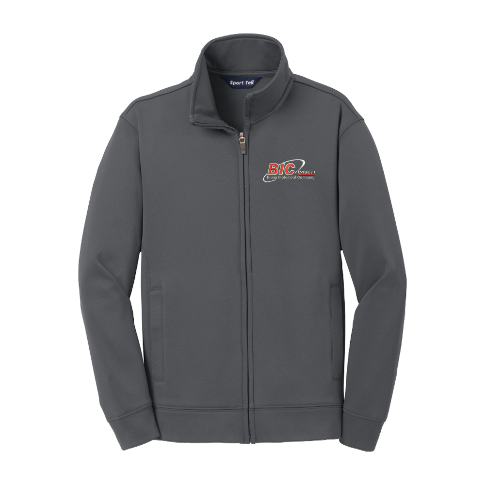 Sport-Tek® Youth Sport-Wick® Fleece Full-Zip Jacket