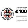 Unified Goods £100 Gift Card
