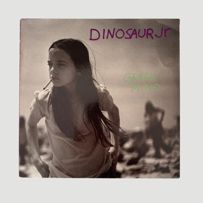 1991 Dinosaur Jr 'Green Mind' LP