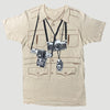 1981 Athletic Supporter Camera T-Shirt