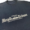 80's International Herald Tribune T-Shirt