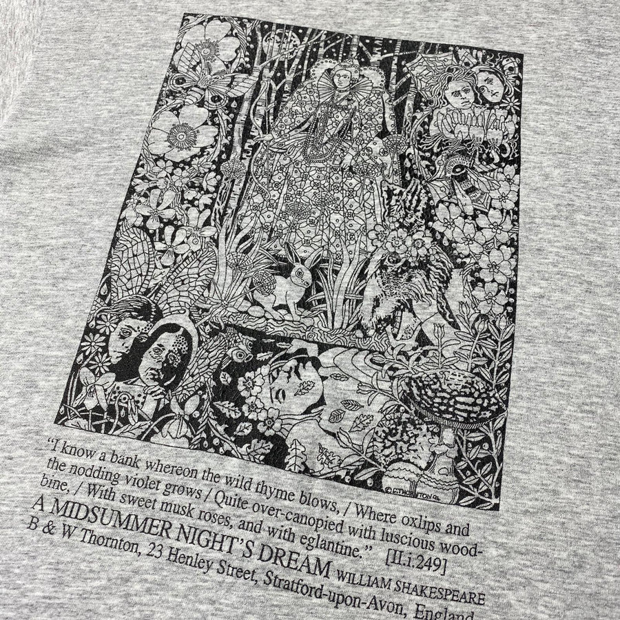 80's Shakespeare 'A Midsummer Night's Dream' T-Shirt