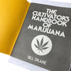 1976 The Cultivator's Handbook of Marijuana by Bill Drake