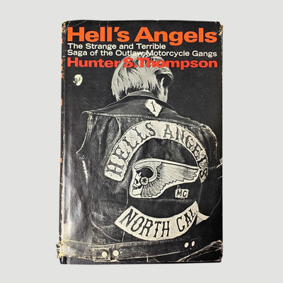 1967 Hunter S. Thompson 'Hell's Angels'