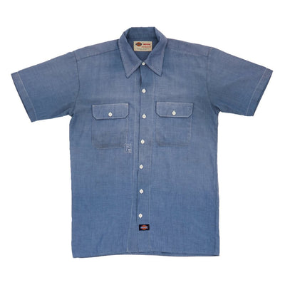 90's Dickies Short Sleeve Work Shirt