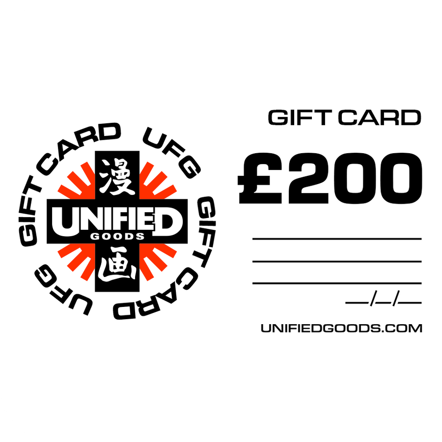 Unified Goods £200 Gift Card