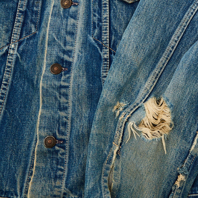 60's Levi's Big E Type III Denim Jacket