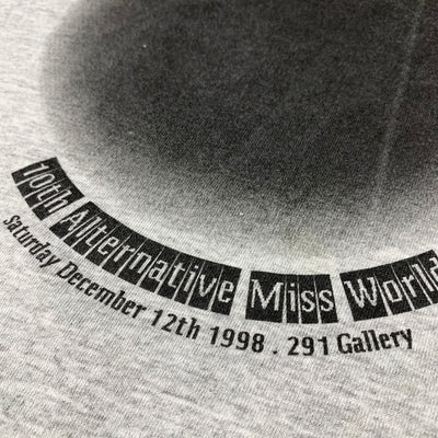 1998 Andrew Logan's Alternative Miss World T-Shirt