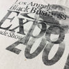 2001 L.A. Black Business Expo T-Shirt