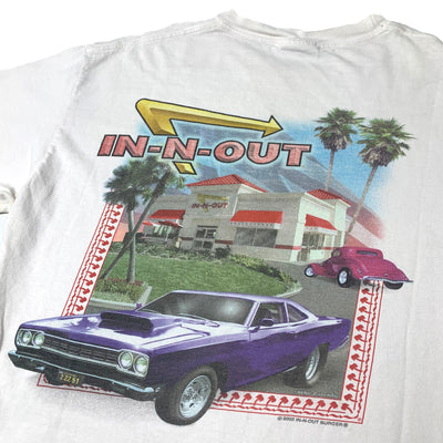 2002 In-N-Out Burger Diner T-Shirt