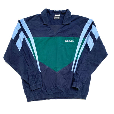Mid 90's Adidas Training Ground Sweat Jacket