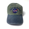 90's Nasa My Space Strapback Cap