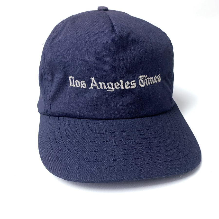 80's Los Angeles Times Snapback Cap