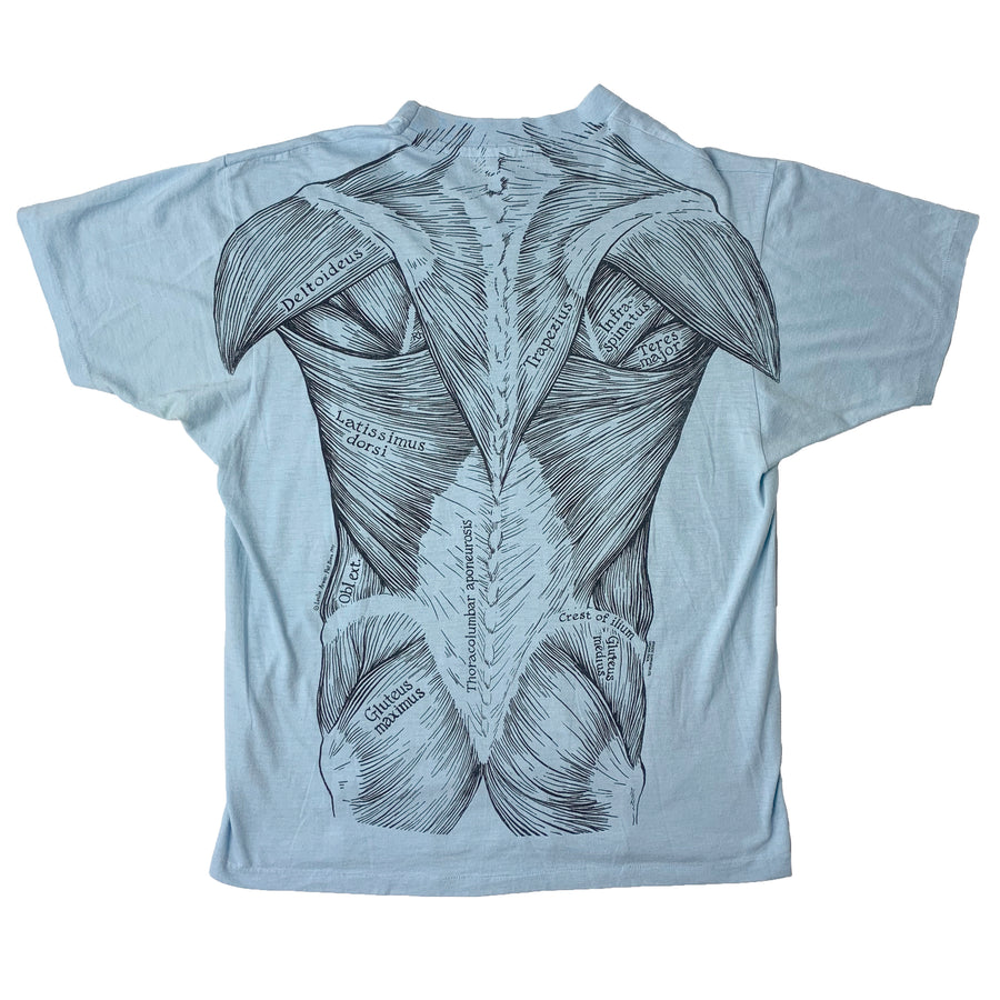 80's Anatomy Muscle T-Shirt
