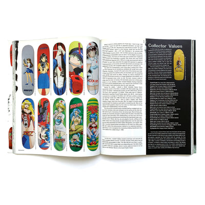 Disposable-A history of Skateboard Art by Sean Culver 1st Edition 2004