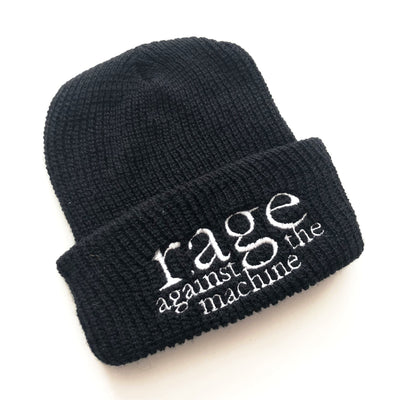 90s Rage Against the Machine Beanie