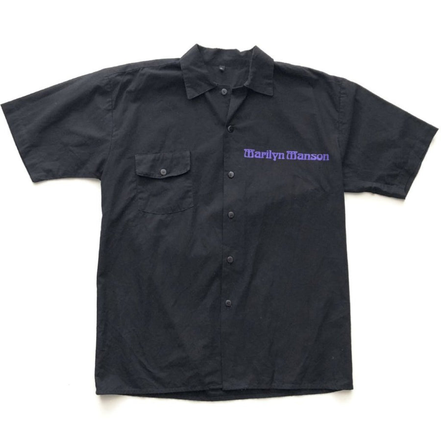90s Marilyn Manson Work Shirt