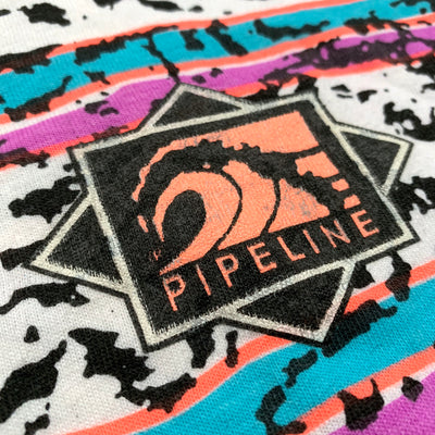 90's Pipeline USA All over print T-Shirt