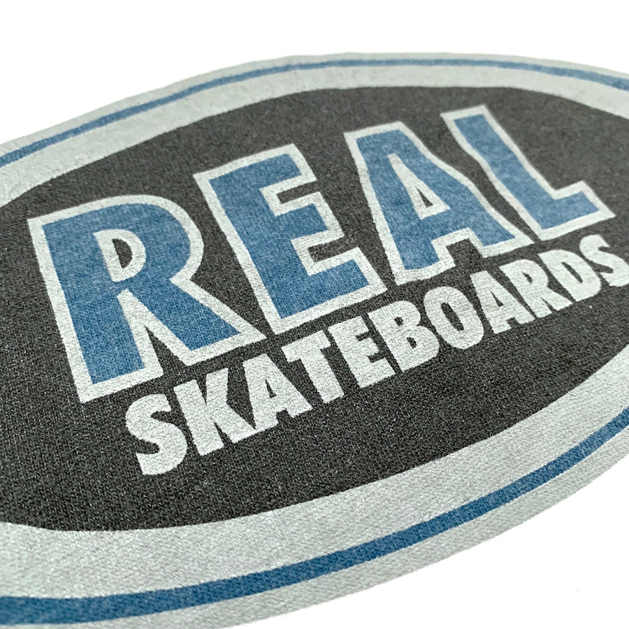 90's Real Skateboards Graphic logo T-Shirt