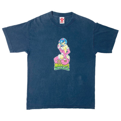90's Hook Ups Milk Bottle Girl T-Shirt
