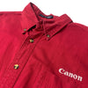 90's Canon Staff Button Up Shirt
