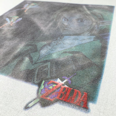 1998 Zelda Ocarina of Time T-Shirt