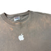 2002 Apple White Logo T-Shirt