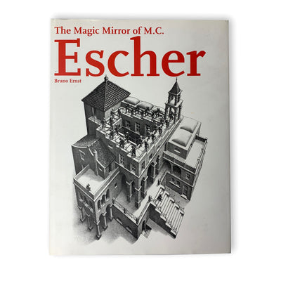 Mid 90's The Magic Mirror of M.C. Escher