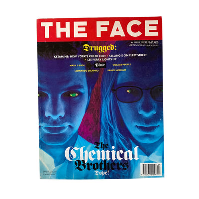 1997 The Face Magazine 'Drugs' Issue