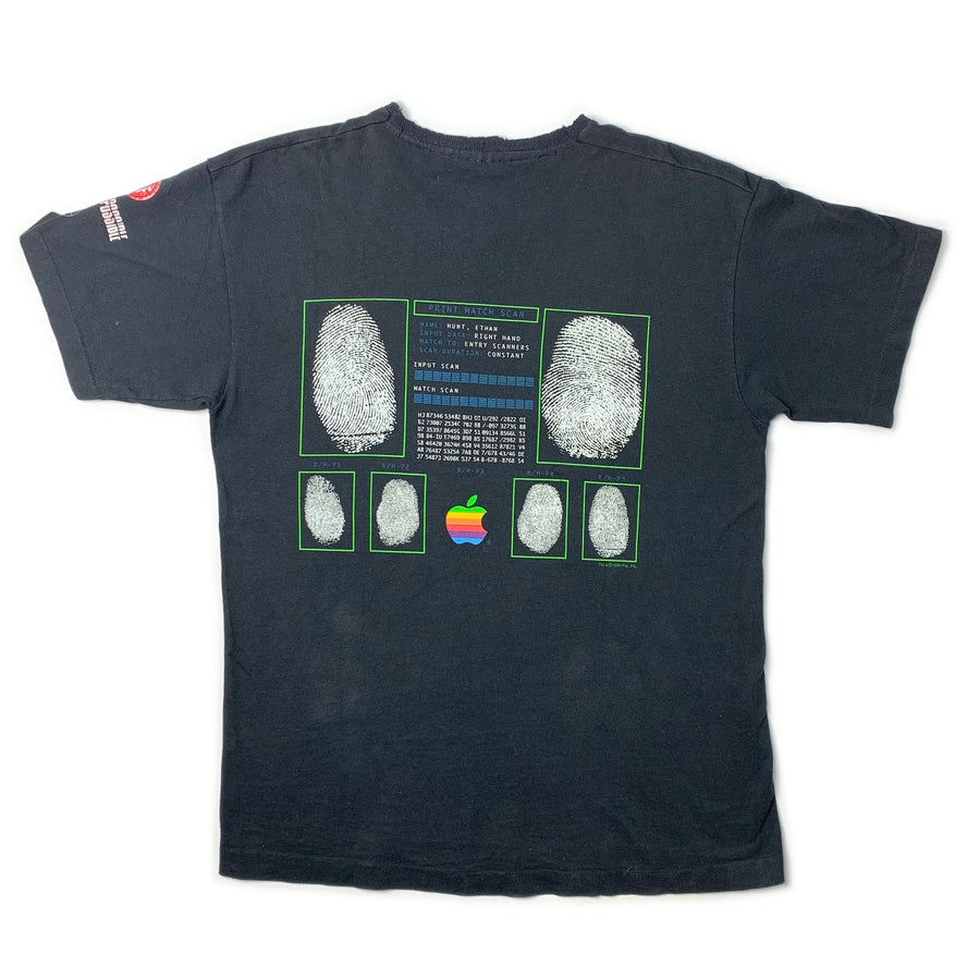 1996 Apple Mission Impossible T-Shirt