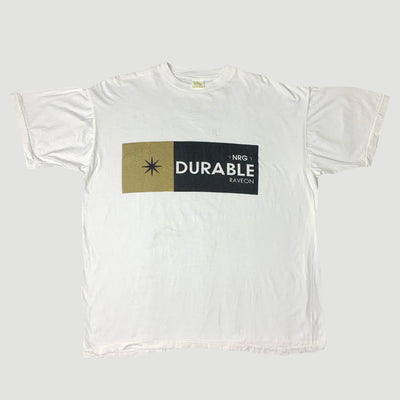 90's Durable Rave On T-Shirt
