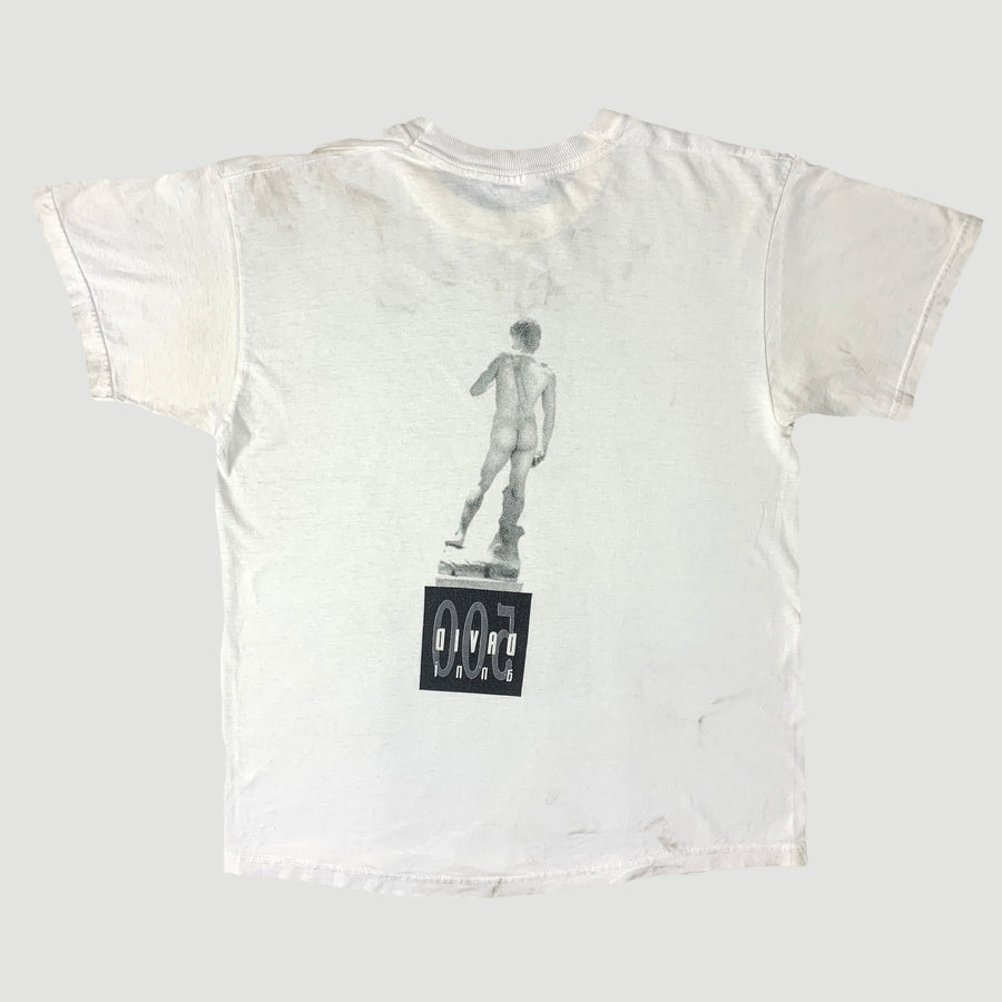 2001 Michaelangelo 'David' T-Shirt