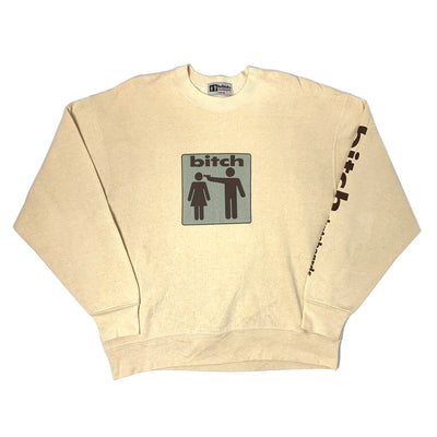 90's Bitch Skateboards Sweatshirt