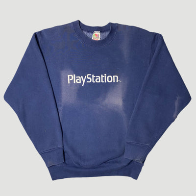 Early 00's PlayStation Logo Sweatshirt